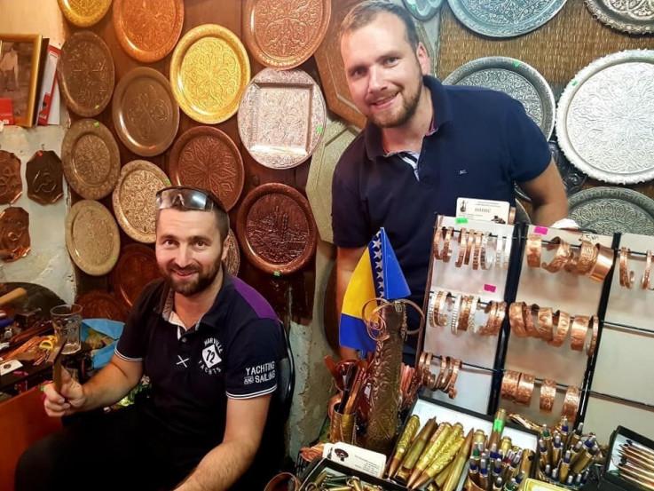Adnan Hidić: Zanat u porodici već 90 godina - Avaz, Dnevni avaz, avaz.ba