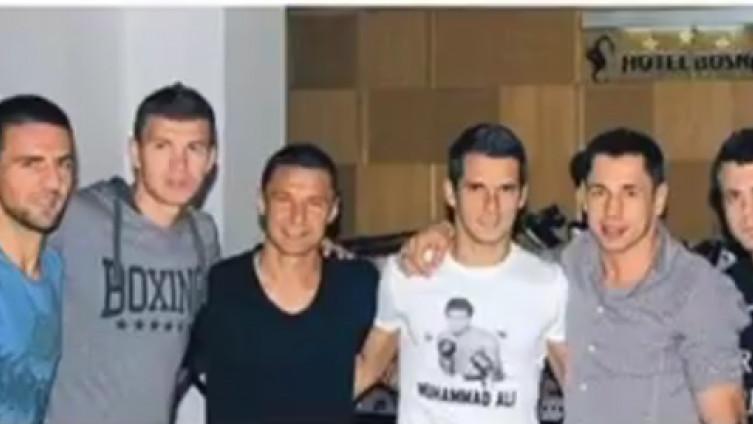 Džeko, Salihović, Spahić i Ćatić