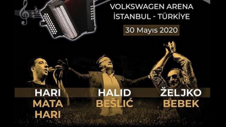 Koncert bh. zvijezda u Turskoj