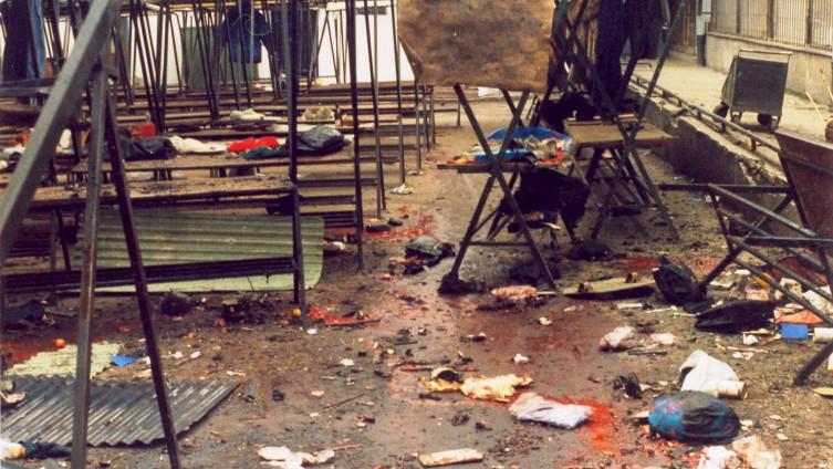 Masakr na pijaci Markale desio se 5. februara 1994. godine