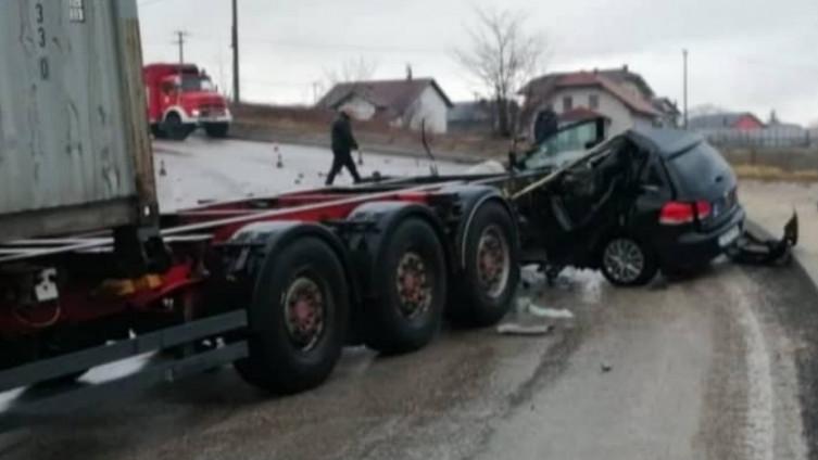 Jezive slike s mjesta nesreće
