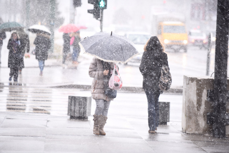 Najviša dnevna temperatura od 0 do 9 stepeni - Avaz, Dnevni avaz, avaz.ba