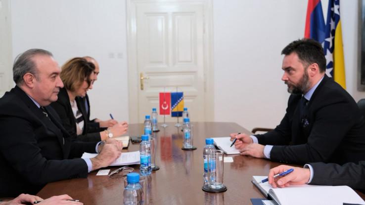 Sastanak u Sarajevu