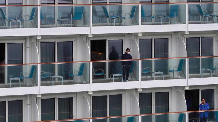 Više od 1.800 putnika i članova posade kruzera je na testiranju u Hong Kongu