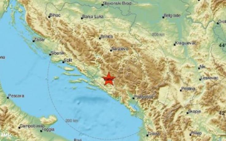 Zemljotres pogodio područje Ljubinja - Avaz, Dnevni avaz, avaz.ba