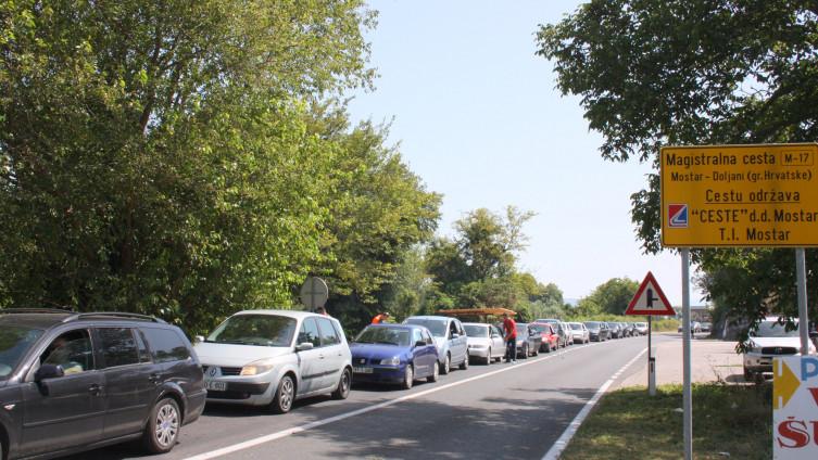 GP Doljani: Opterećen u ljetnim mjesecima