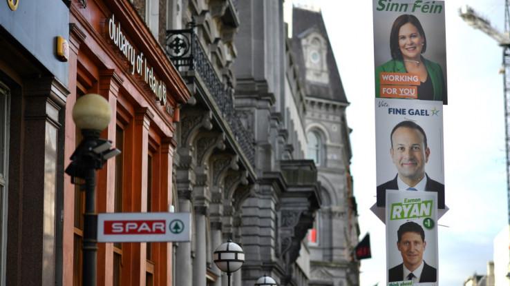 Izbori u Irskoj održani u subotu