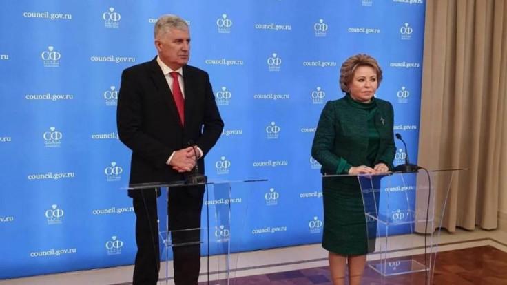 Čović i Matvijenko