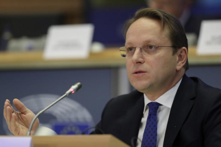 Varhelji : Naš cilj je da pojačamo prisustvo na zapadnom Balkanu