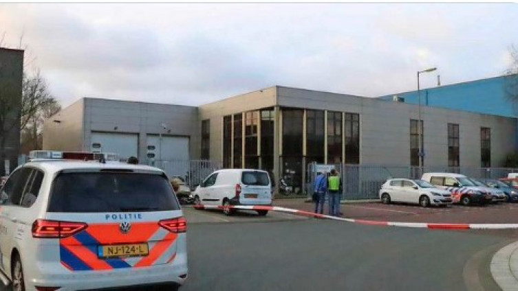 Eksplozije u Nizozemskoj