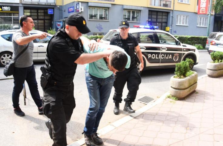 Suvad Bašalić udarao komšiju