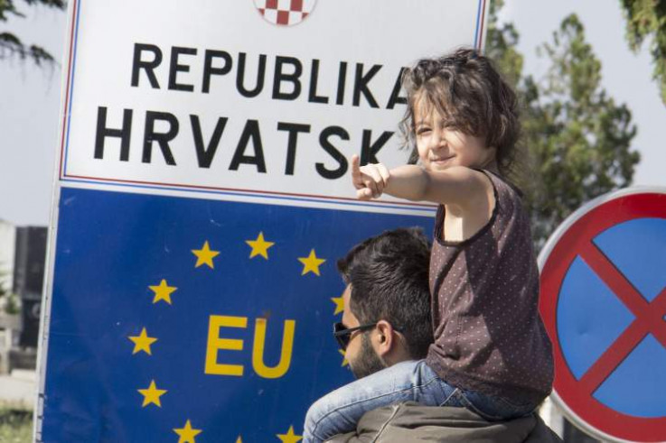 Hrvatska evidentirala ukupno 20.278 slučajeva nezakonitog prelaska granice