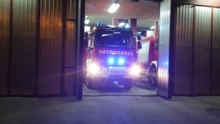 Intervenirali sarajevski vatrogasci