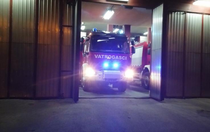 Vatrogasci imali sedam intervencija