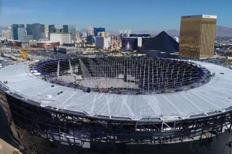 Novi stadion Alidžant u Las Vegasu