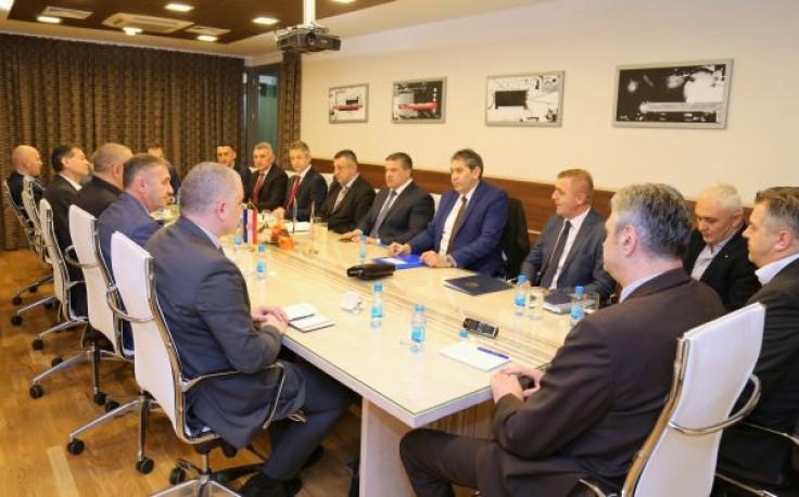 Sa sastanka - Avaz, Dnevni avaz, avaz.ba