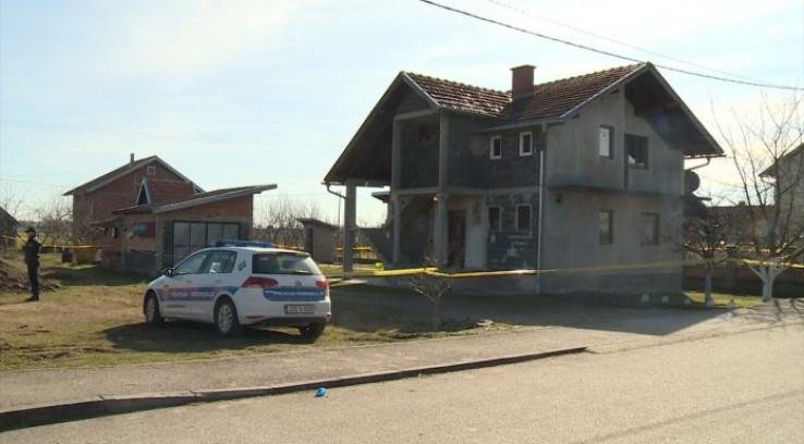 Kuća u kojoj se desio zločin