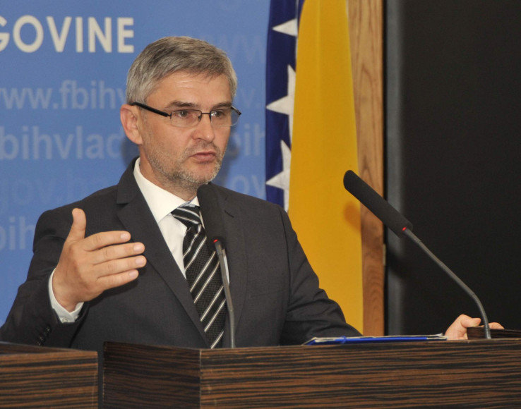 Bukvarević: Prvi direktor