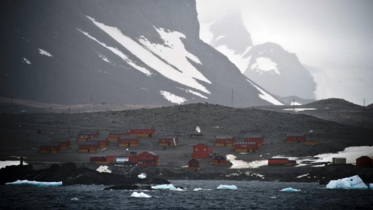 Topi se Antarktik