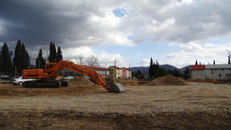Započela gradnja još jednog hotelskog zdanja