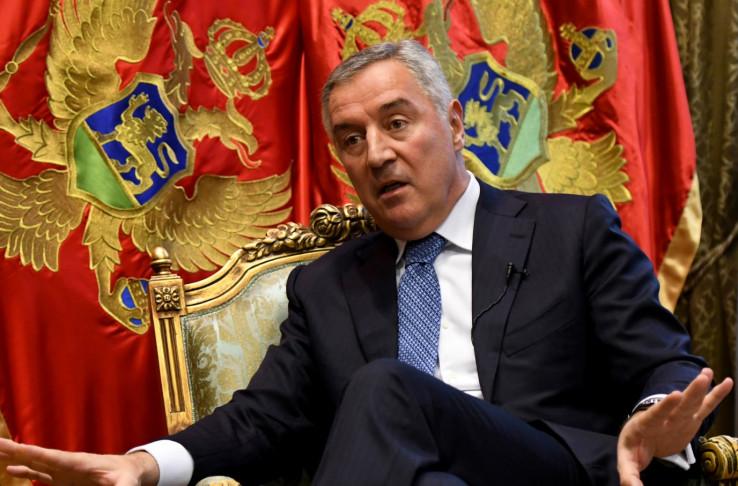 Milo Đukanović - Avaz, Dnevni avaz, avaz.ba