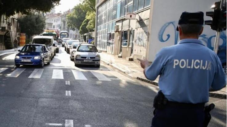 Splitska policija