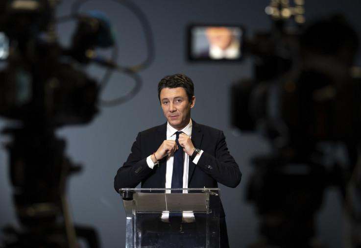 Banžamen Grivo odustao od utrke za gradonačelnika Pariza