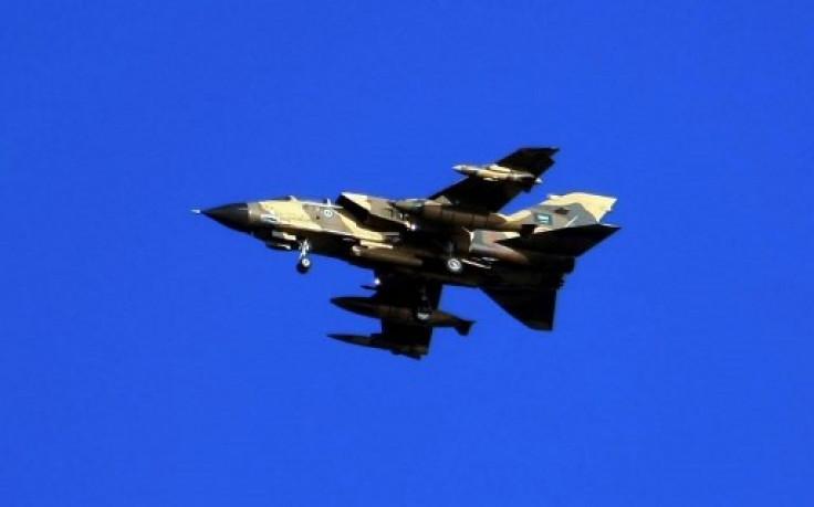 Saudijski borbeni avion