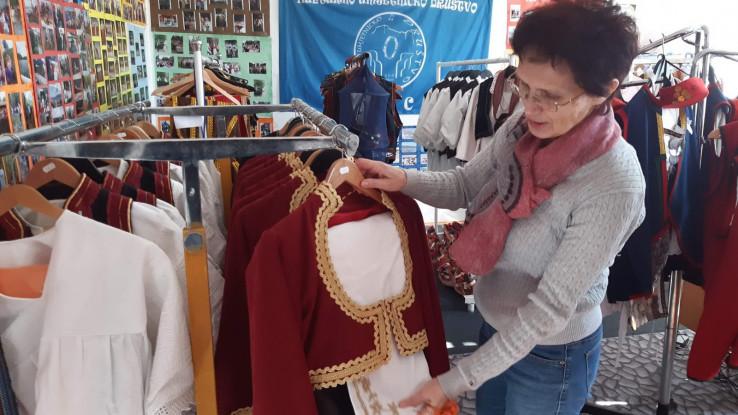 Hadžiavdić: Šiju odjeću i u komercijalne svrhe