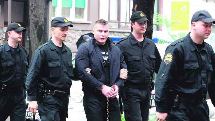 Adnan Šerak: Opasni kriminalac