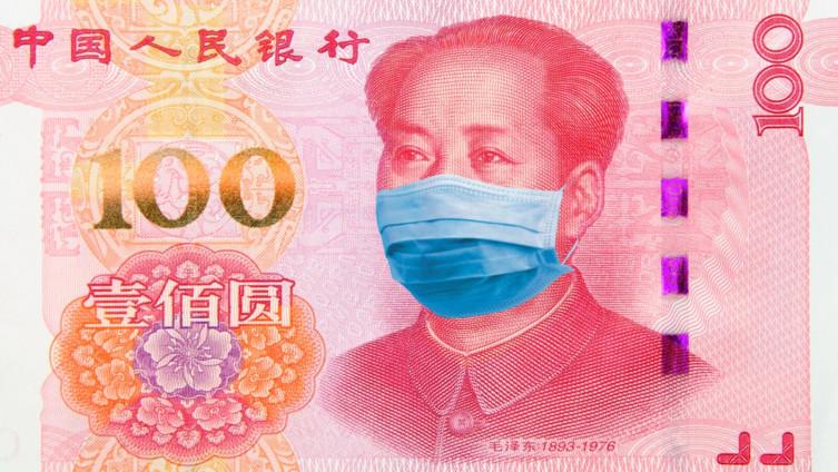 Kina dezinficira novac