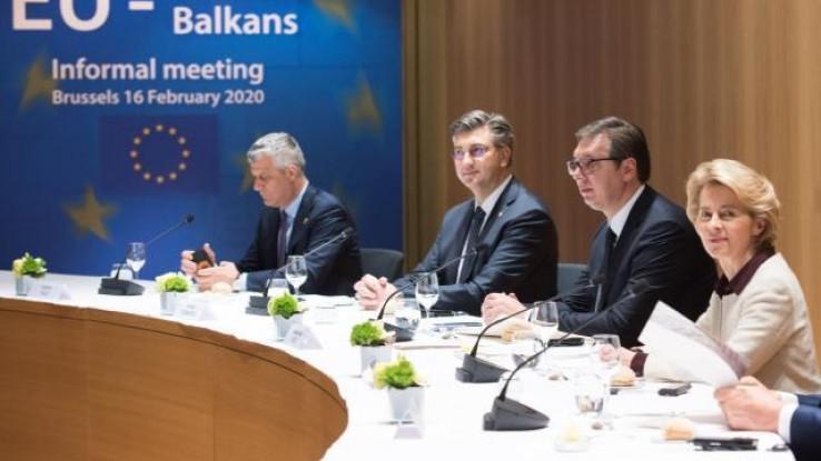 Sastanak u Briselu