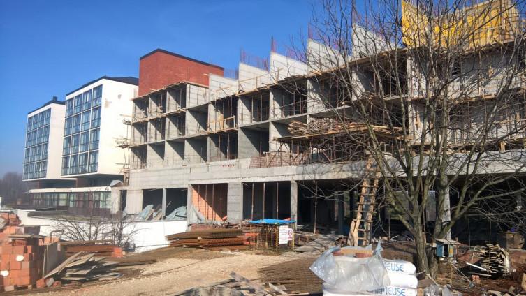 U toku grubi građevinski radovi vrijedni blizu 1,5 miliona KM