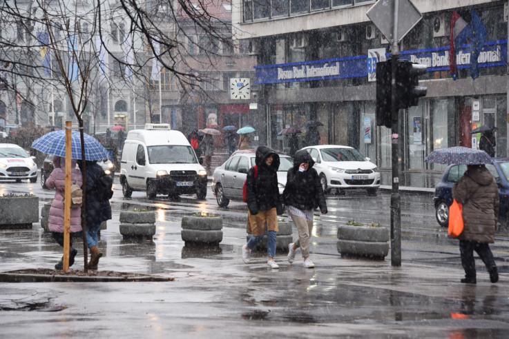 U BiH se najavljuje snijeg