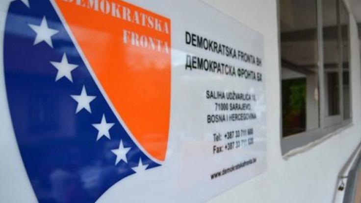 Odgovor Demokratske fronte za Vučića i Vulina