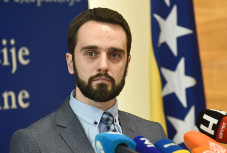 Salkić: Planovi su nepromijenjeni - Avaz, Dnevni avaz, avaz.ba