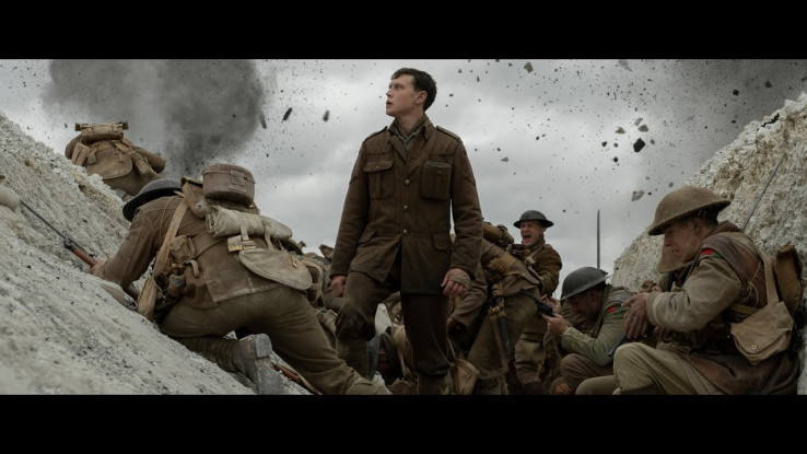"""Scena iz filma """"1917"""" na kojoj se vidi dio vizuelnih efekata"""