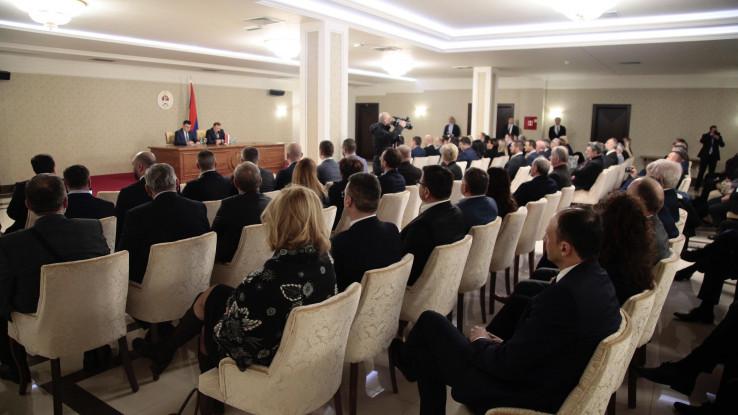 Sastanak u Istočnom Sarajevu