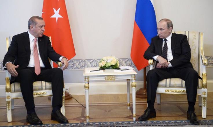 Erdoan i Putin