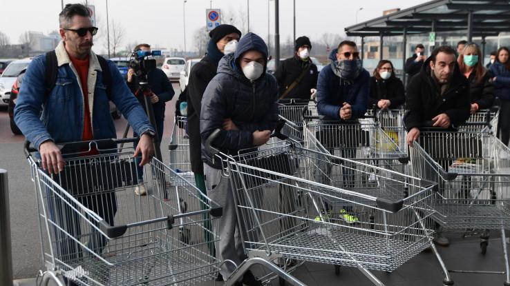 Vanredno stanje u Italiji