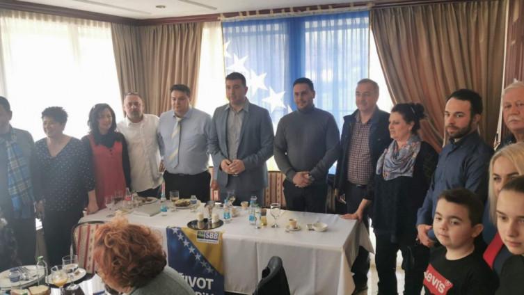 U Doboju održana Izborna skupština Saveza za bolju budućnost