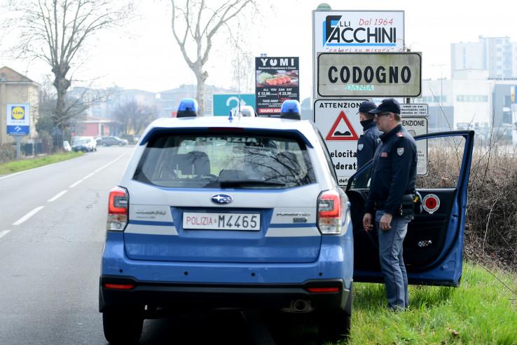 Policijske patrole onemogućavaju ulazak i izlazak osoba