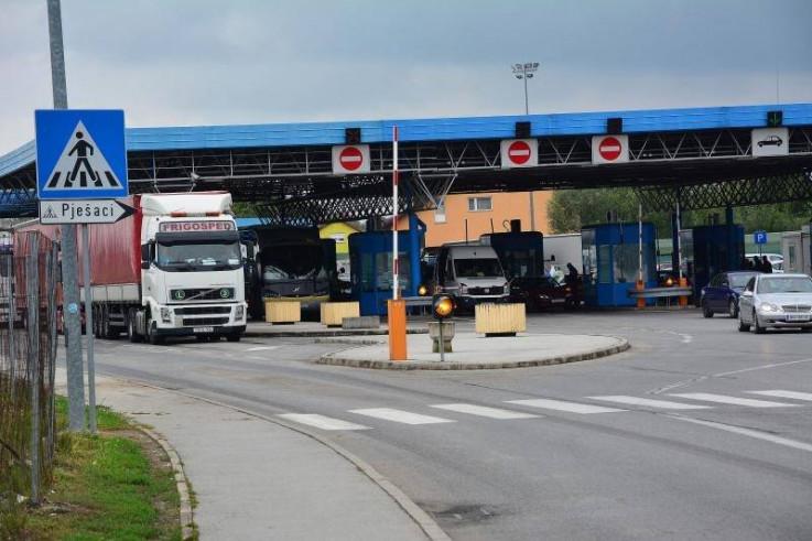 Granični prijelaz - Avaz, Dnevni avaz, avaz.ba