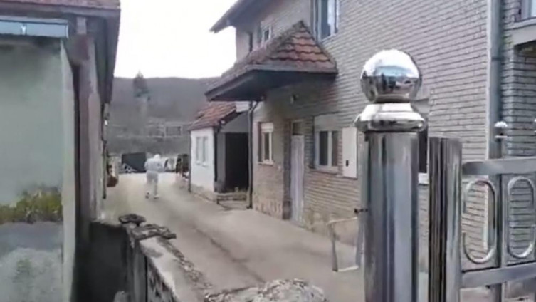 Kuća u kojoj su pronađena tijela