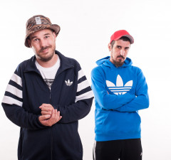 """Who See"": Crnogorski hip-hop duo"