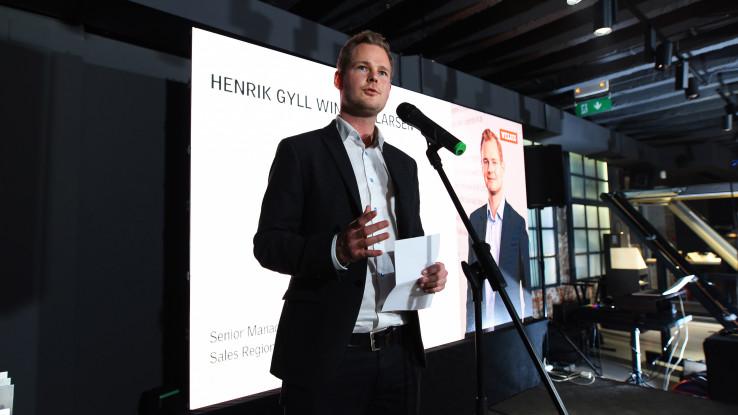 Henrik Larsen, komercijalni menadžer kompanije VELUX za Jugoistočnu Evropu