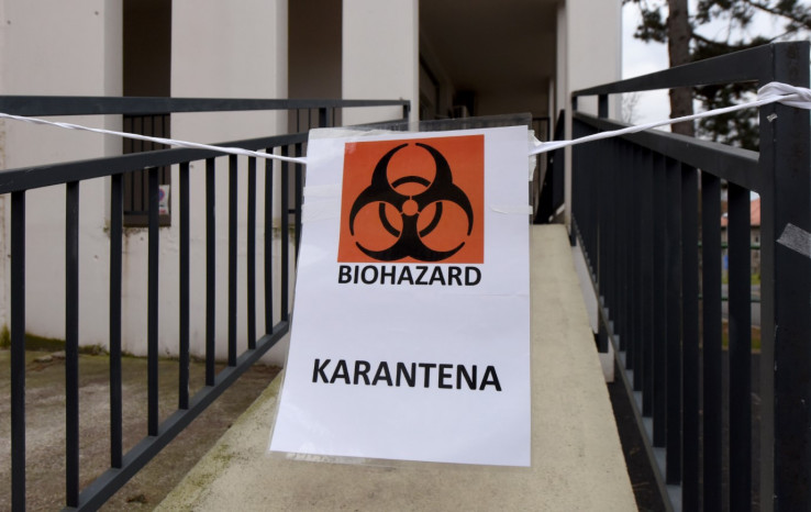Tri potvrđena slučaja koronavirusa u Hrvatskoj - Avaz, Dnevni avaz, avaz.ba