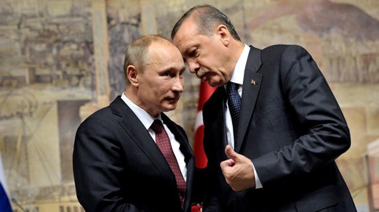 Putin i Erdoan: Obavili konstruktivan razgovor
