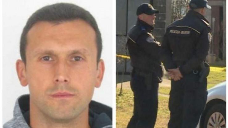 Jovičević: Bio u bjekstvu od 12. februara