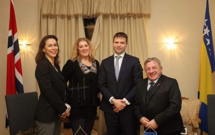 Seminar održan u organizaciji Ambasade BiH u Norveškoj